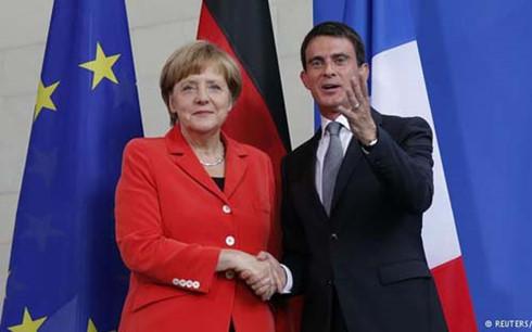 Pháp, Đức hy vọng đạt được thỏa thuận với Anh tại Hội nghị EU