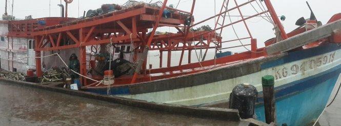 Thái Lan cam kết điều tra vụ nổ súng vào ngư dân Việt Nam