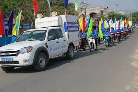 Đầu tư phát triển giao thông ở huyện vùng xa Krông Pa.
