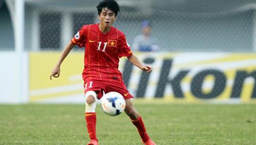 Tuyển thủ U19 VN lọt vào top sao trẻ thế giới 2014
