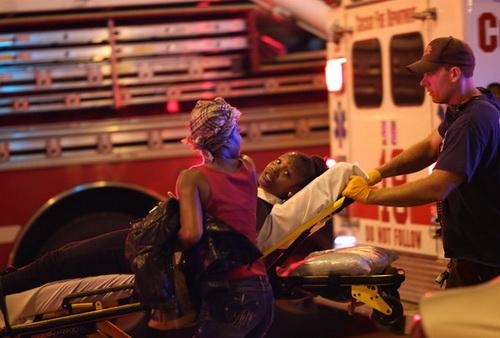 Xả súng kinh hoàng ở Chicago, 12 người bị bắn