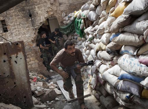 Syria ra giá giải trừ vũ khí hóa học