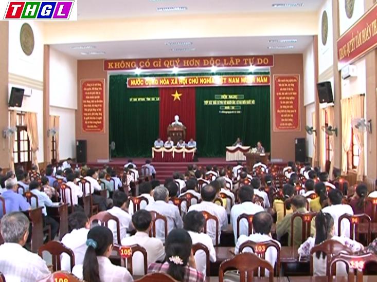 Ứng cử viên đại biểu Quốc hội tiếp xúc cử tri tại huyện Kbang và Thị xã An Khê