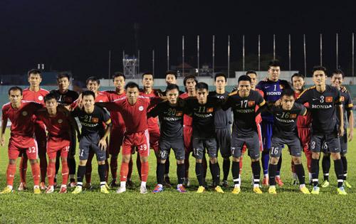 VTV truyền 24 trận bóng đá ở SEA Games 27