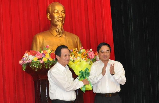 Ông Trần Thọ được bầu làm bí thư Thành ủy Đà Nẵng