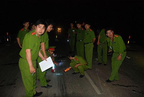 Tai nạn giao thông nghiêm trọng, 4 người chết