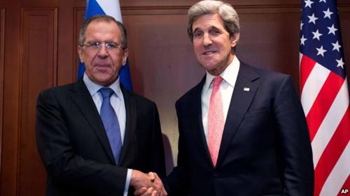 Nga – Mỹ bàn kế hoạch giải trừ vũ khí Syria