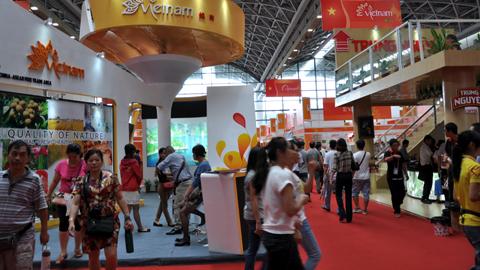 Người Trung Quốc thích nhiều loại hàng hóa Việt Nam
