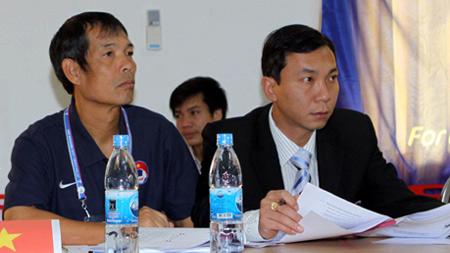 Ông Lê Hoài Anh bất ngờ được bổ nhiệm làm Tổng thư ký VFF