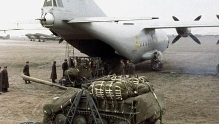 Máy bay quân sự mới của Nga không cần đường băng