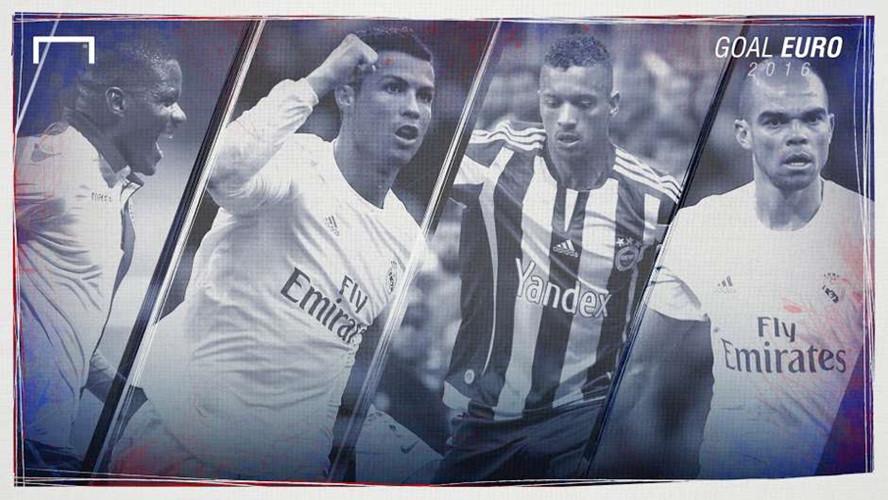 Điểm mặt các tuyển thủ Bồ Đào Nha cùng Ronaldo dự EURO 2016