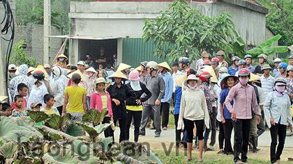 Sự thật vụ vi phạm pháp luật ở giáo xứ Mỹ Yên, Nghệ An