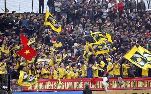 Chung kết U19 QG: Chủ nhà Sông Lam Nghệ An thất bại ở trận mở màn