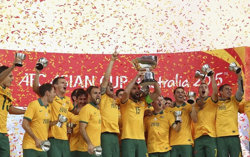 Australia giành chức vô địch Asian Cup 2015