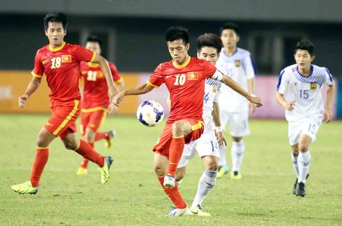U-23 VN thắng to nhưng vẫn nhạt