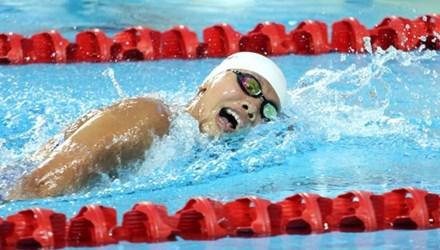 Ánh Viên vào chung kết bơi ASIAD