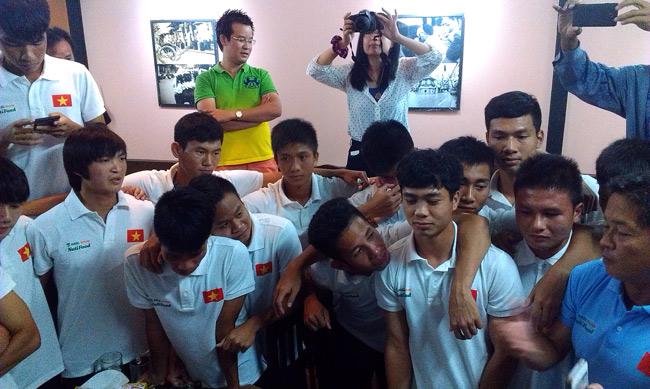 Công Phượng, Tuấn Anh, Đông Triều chia tay U19 Việt Nam