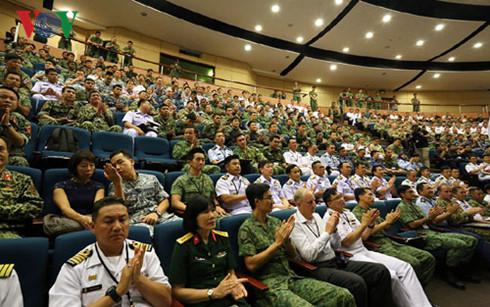 Bế mạc diễn tập ADMM+ về an ninh hàng hải và chống khủng bố