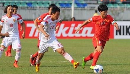 U19 Việt Nam vs U19 Trung Quốc (1-1): Đánh rơi chiến thắng
