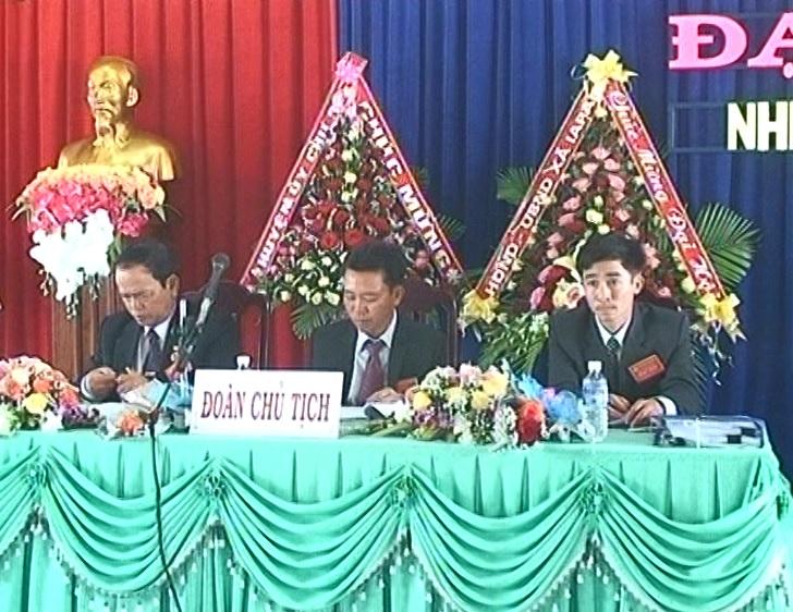 Đảng bộ xã Ia Pal, huyện Chư Sê: đại hội lần thứ XII, nhiệm kỳ (2015 – 2020).