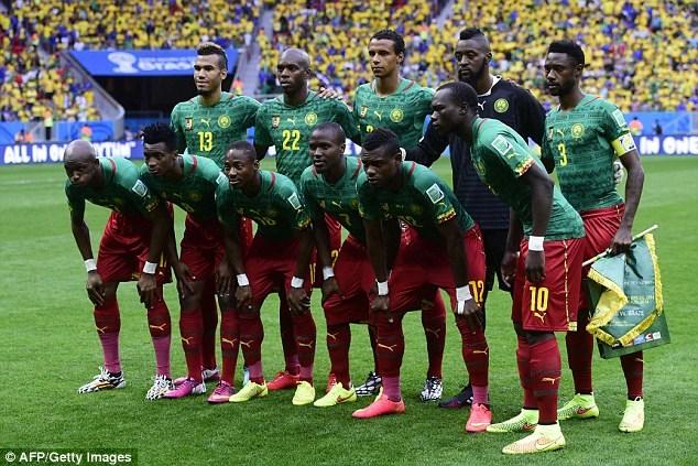 CHẤN ĐỘNG: Cameroon đã bán độ ở World Cup