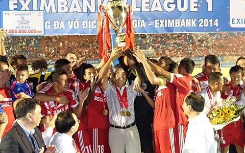 Lịch thi đấu của 2 đội bóng Việt Nam tại AFC Champions League
