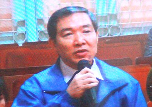 Nguyên Cục trưởng Cục cảnh sát chống tham nhũng nói 'không liên quan' đến Dương Chí Dũng