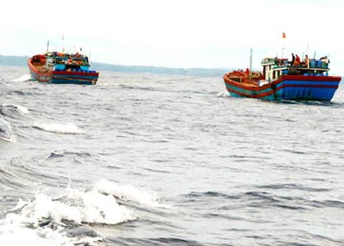 Trung Quốc tăng yêu sách với tàu cá các nước trên Biển Đông