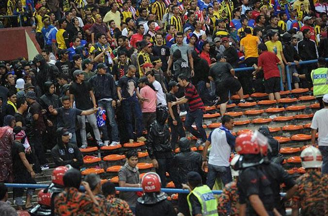 VFF đề nghị Malaysia bảo vệ tối đa cho CĐV Việt Nam