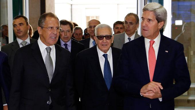 Syria tẩu tán vũ khí hóa học?