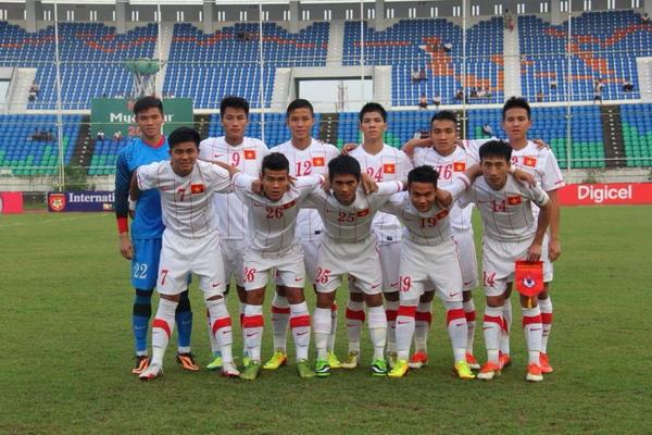U.23 Việt Nam thắng đậm U.23 Myanmar