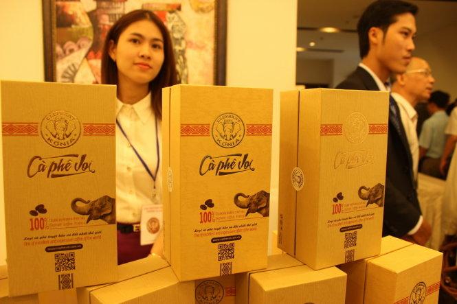 Cà phê voi giá 31,9 triệu đồng/kg