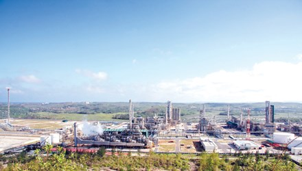 Nhà máy lọc dầu Dung Quất 'dọa' đóng cửa: Không có cơ sở