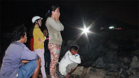 7 học sinh chết đuối ở Cần Giờ: tìm thấy thi thể thứ 4