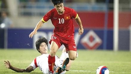 Hàng công mờ nhạt, U23 Việt Nam hòa U23 Hàn Quốc