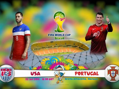 Mỹ – Bồ Đào Nha: Cơn giận của Ronaldo