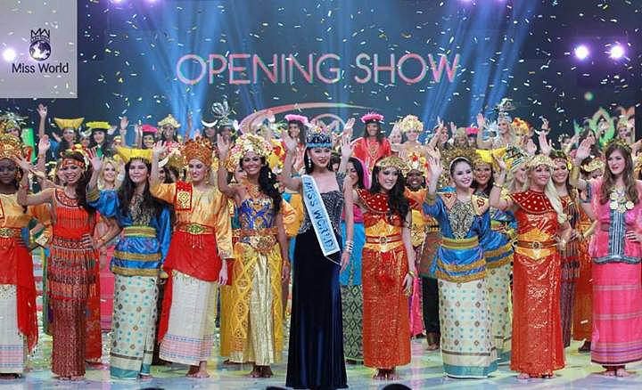 Lại Hương Thảo bị loại ở phần thi Miss Sport