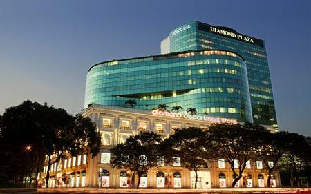 Lotte chính thức sở hữu cao ốc phức hợp Diamond Plaza TP HCM