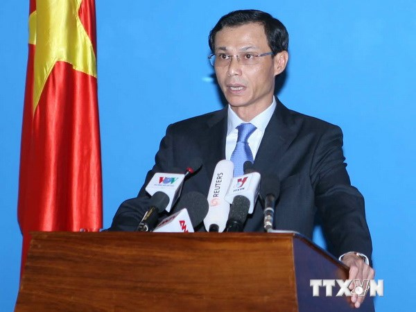 Đại sứ Việt Nam tại Australia phản bác luận điểm sai trái của Trung Quốc
