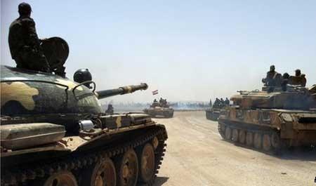 Syria sẽ đáp trả thế nào nếu bị tấn công?
