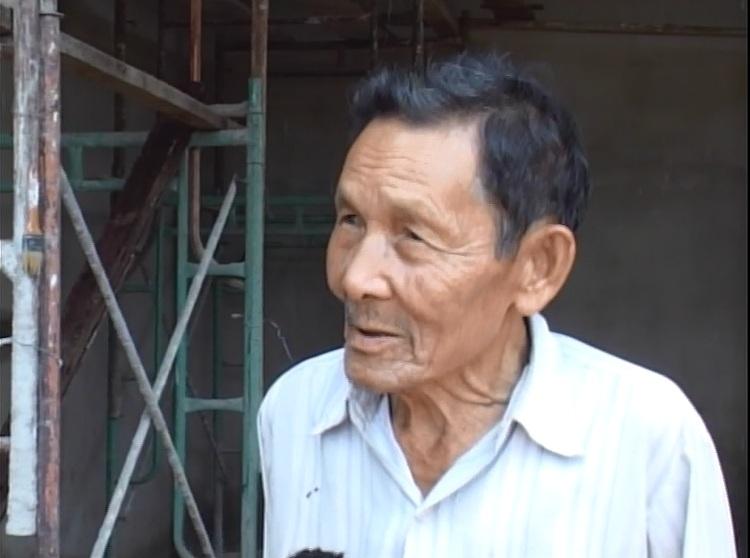 Hội Cựu chiến binh tỉnh hỗ trợ 60 triệu đồng cho gia đình chiến sĩ Điện Biên để xây dựng nhà mới.
