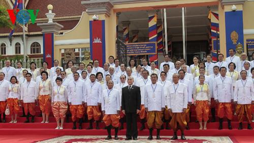 Quốc hội Campuchia họp phiên toàn thể đầu tiên