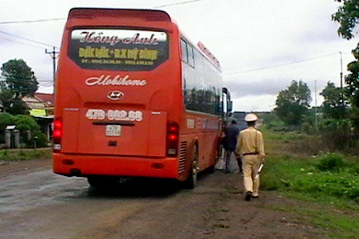 Thông tin về quy định xử phạt vi phạm hành chính trong lĩnh vực giao thông đường bộ
