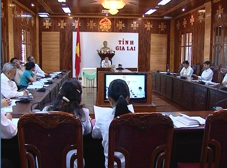 Chính phủ tổ chức Hội nghị trực tuyến đánh giá công tác tiếp công dân, giải quyết các vụ việc khiếu nại tố cáo tồn đọng.