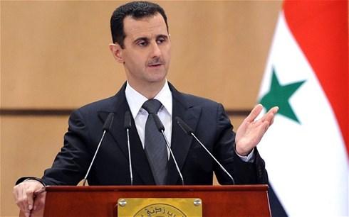 Nga vẫn bất đồng với phương Tây về tương lai của Tổng thống Syria
