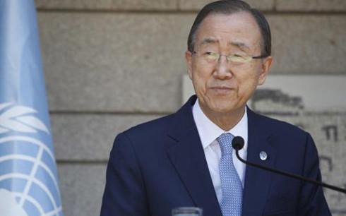 LHQ hối thúc Trung Quốc dùng giải pháp hòa bình cho vấn đề Biển Đông
