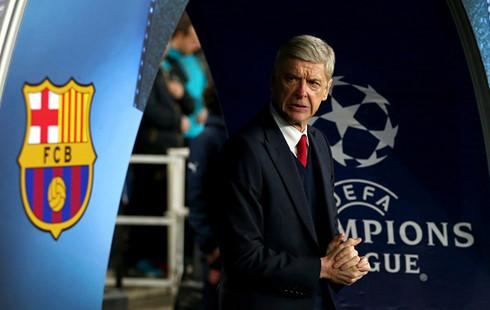 Barca – Arsenal: Địa chấn tại Nou Camp?
