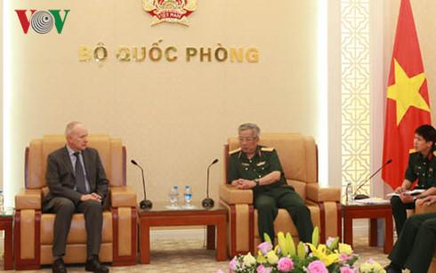 Bộ trưởng Quốc phòng Việt Nam sẽ dự Đối thoại Shangri – La 2016