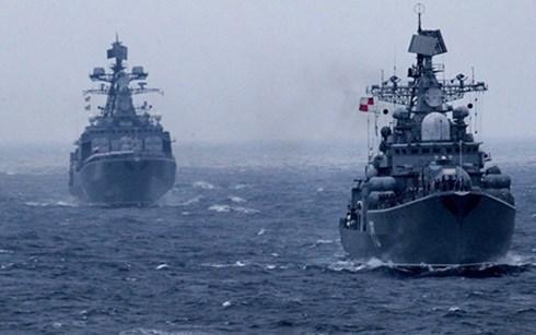 Nga ủng hộ Mỹ hay Trung Quốc khi Biển Đông có đối đầu?