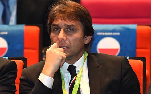 Chelsea chính thức bổ nhiệm HLV Conte